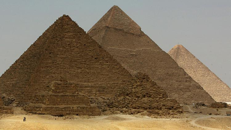 La Gran Pirámide de Guiza se prepara para revelar los secretos que esconde