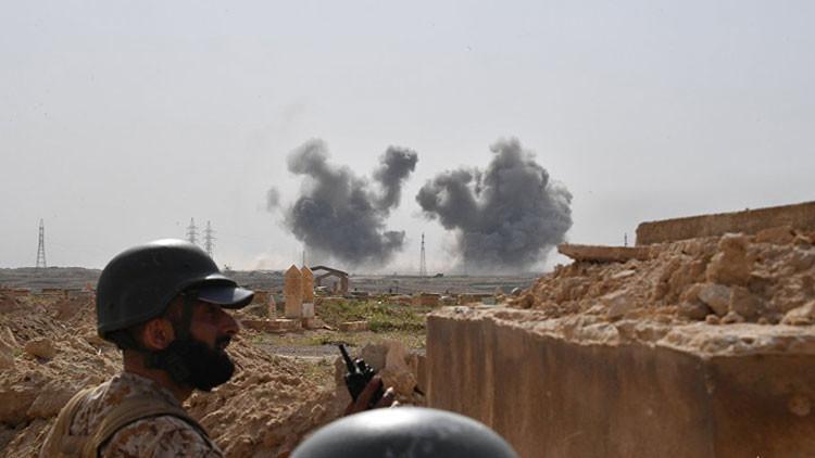 El Ejército sirio repele ataques del Estado Islámico contra Deir ez Zor