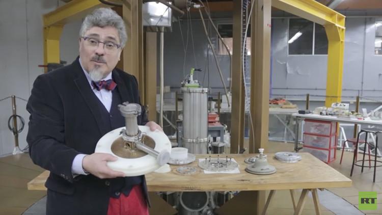 Físicos chilenos crean el dispositivo de fusión nuclear más pequeño del mundo (VIDEO)