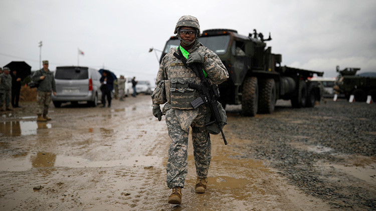 """EE.UU. se prepara para una """"guerra preventiva"""" con Corea del Norte"""