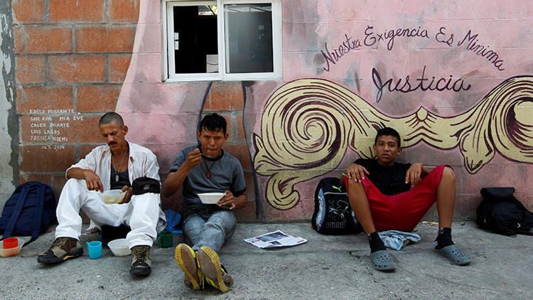 El calvario de los indocumentados a su paso por México camino a EE.UU.