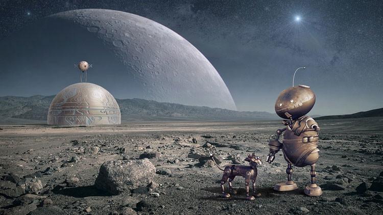 """""""Dicen que soy un extraterrestre"""": un niño de 9 años aspira a trabajar en la NASA"""