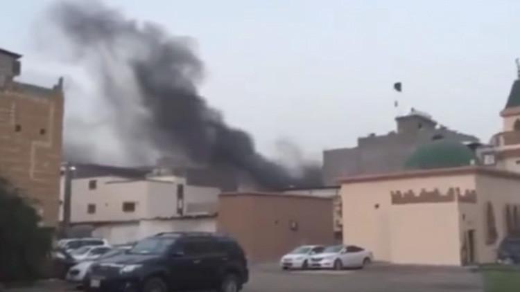 """""""Los cuerpos aún permanecen en las calles"""": Una ciudad saudita, asediada por su propio Gobierno"""
