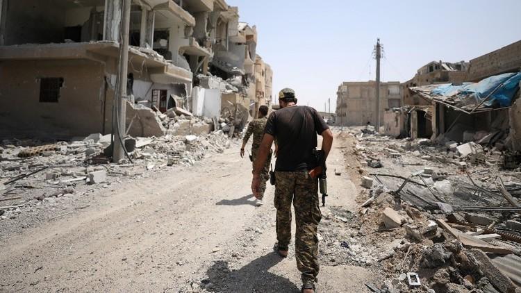 Siria denuncia el uso de fósforo en ataques de coalición de EEUU