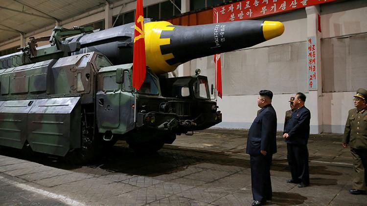 """Corea del Norte advierte que las sanciones inundarán a EE.UU. en un """"mar de fuego"""""""