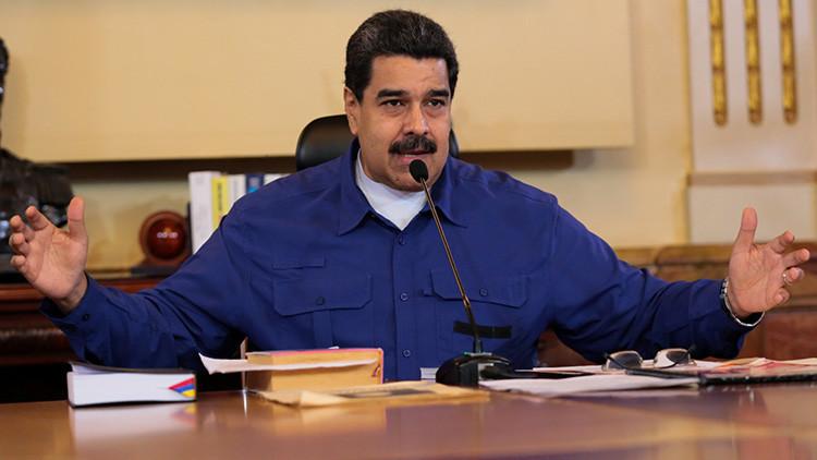 """""""Santos es un alacrán"""": Maduro critica con rudeza y sarcasmo al presidente de Colombia (VIDEO)"""
