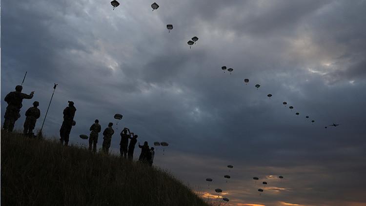 El Ejército de EE.UU. recupera en las maniobras de la OTAN las habilidades de la Guerra Fría