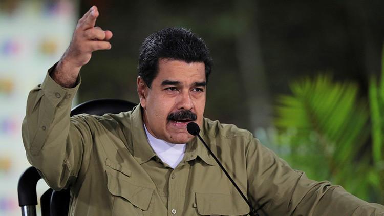 Maduro pone su avión presidencial a disposición de los atletas venezolanos