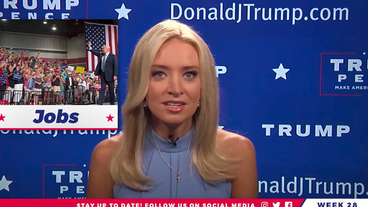 Trump asegura tener apoyo de cara a 2020