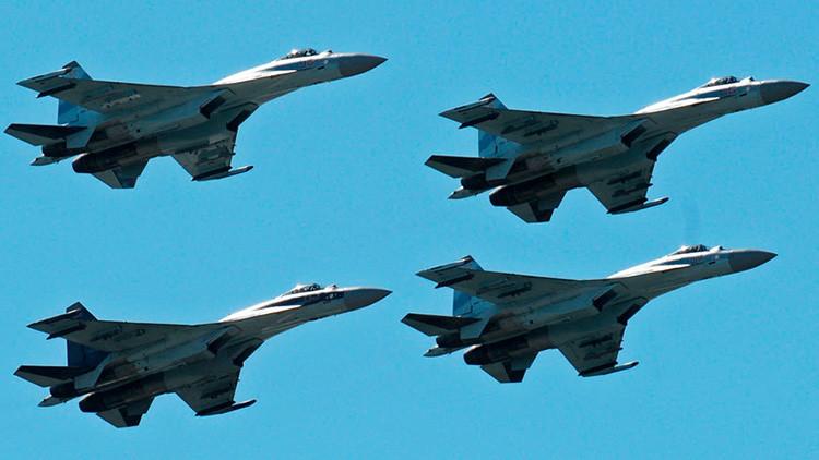 Indonesia ofrece a Rusia intercambiar café, té y aceite de palma por cazas Su-35