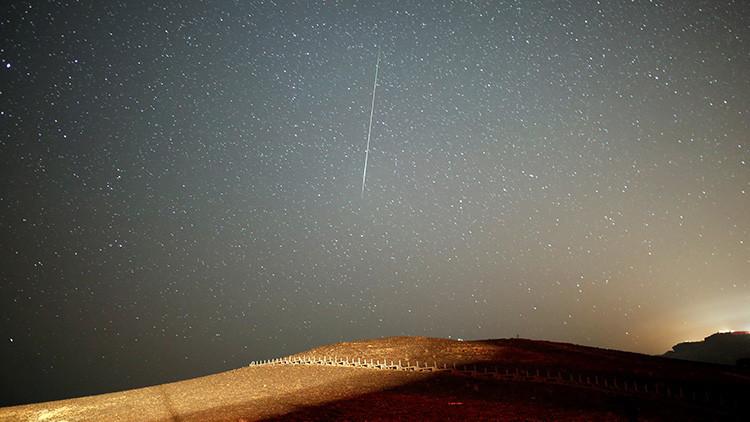 Perseidas: Una deslumbrante lluvia de meteoros que se podrá observar a simple vista