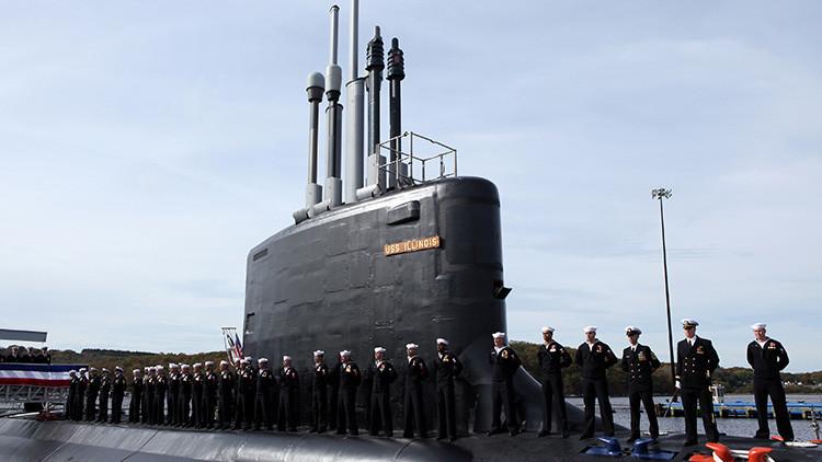 """¿Cómo EE.UU. intenta garantizar su """"futura dominancia bajo el mar"""" con nuevos submarinos?"""