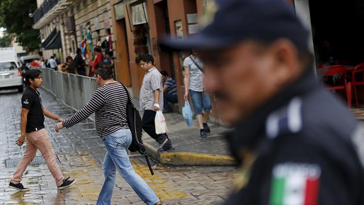 FUERTE VIDEO: Matan a puñaladas a un presunto asaltante en las calles de Cancún (18+)