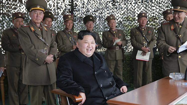 La mayoría de los estadounidenses apoya una acción militar contra Corea del Norte si ataca a Seúl