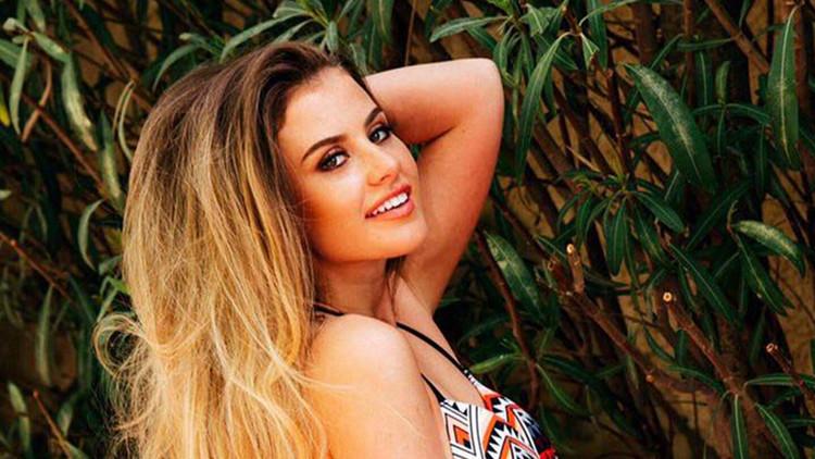 Una modelo británica salió de compras con su secuestrador durante su cautiverio