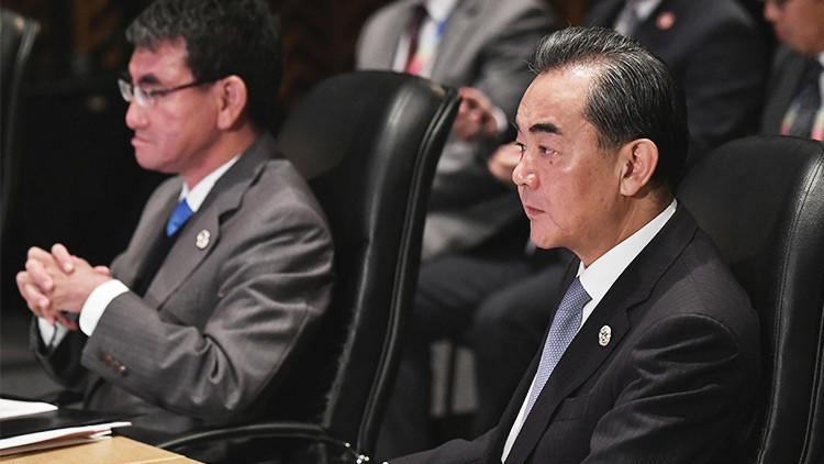 """China a Japón: """"Parecen obligados a cumplir una misión que les encomendó EE.UU."""""""