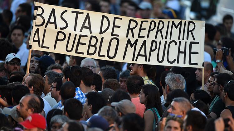 """""""Los mapuches no reconocen al Estado argentino y no lo vamos a permitir"""""""