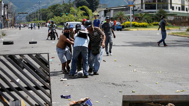 La oposición venezolana se inscribe en las elecciones regionales: ¿Abandona la vía violenta?