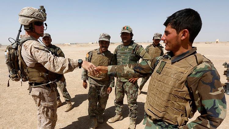 Trump busca dejar la guerra de Afganistán en manos de contratistas