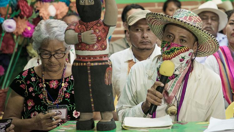 """Concejo Indígena de Gobierno: """"Nunca más un México sin nosotros"""""""
