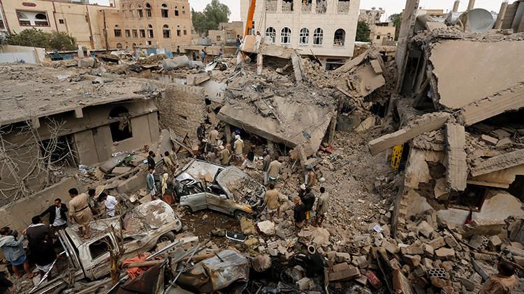Fotos: Una ciudad saudita, borrada del mapa por su propio Gobierno