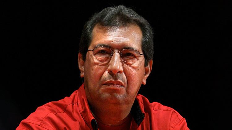 """Adán Chávez: """"Los que gobiernan EE.UU. hablan de democracia pero actúan como fascistas"""""""
