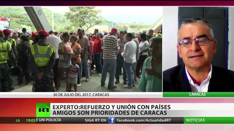 El canciller de Venezuela espera que los gobiernos de América Latina y el Caribe dialoguen