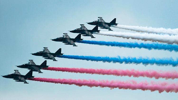 ¿Cómo deben actuar los cazas rusos al encontrarse con aviones de la OTAN?