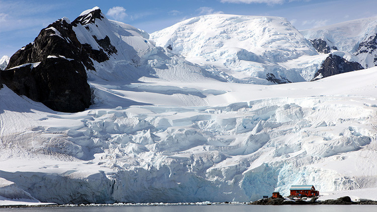"""FOTO: Hallan en la Antártida un pastel de frutas de cien años de antigüedad """"casi comible"""""""