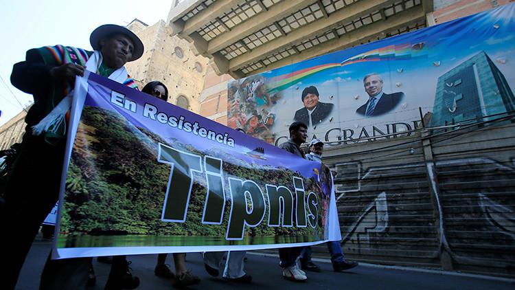 La Iglesia católica cuestiona un proyecto de Bolivia en reserva ecológica