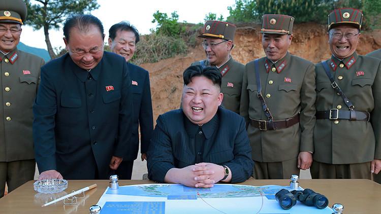 """""""No, eso es Siberia"""": Estadounidenses intentan localizar Corea del Norte en un mapa (VIDEO)"""