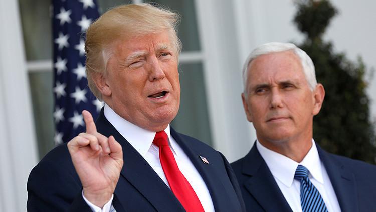 """Trump y su advertencia de """"fuego y furia"""": """"Tal vez la declaración no fue lo suficientemente dura"""""""