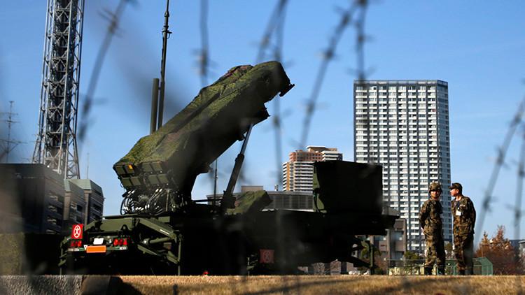 Japón estudia desplegar más misiles PAC-3 para protegerse de un ataque de Corea del Norte