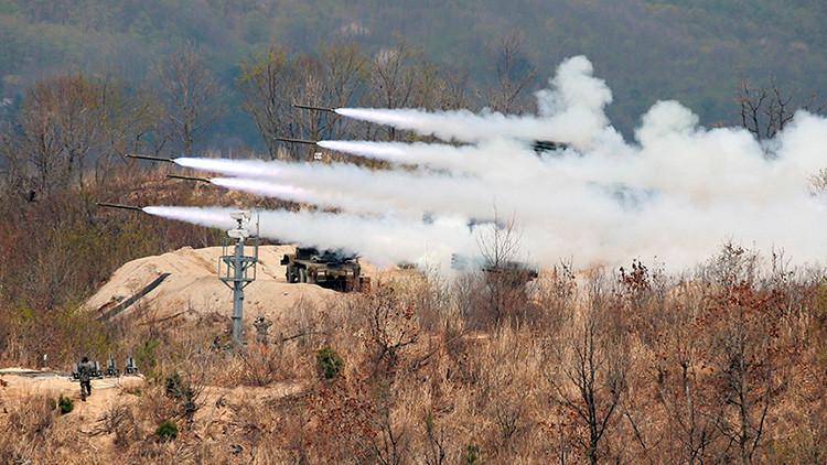 Exmilitar ruso a RT: Pionyang atacaría posiciones de EE.UU. en Corea del Sur en caso de provocación
