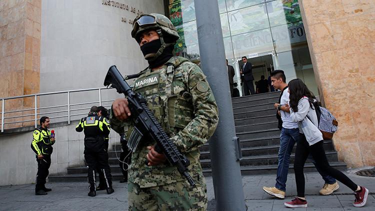 Militares mexicanos contra su propio pueblo - RT 8edb6376331