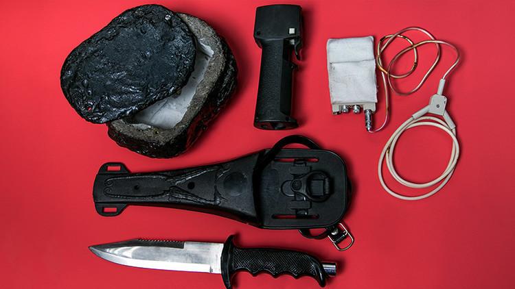 Sorprendentes objetos que la KGB confiscó a espías occidentales (parte 2)