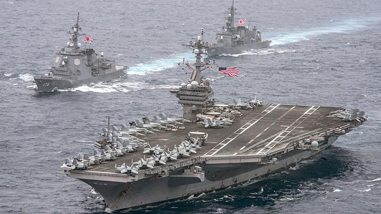 "Trump: ""Si Kim Jong-un ataca la isla de Guam, se arrepentirá"""