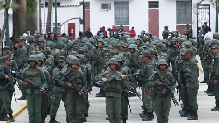 Capturados principales autores del ataque a base militar venezolana