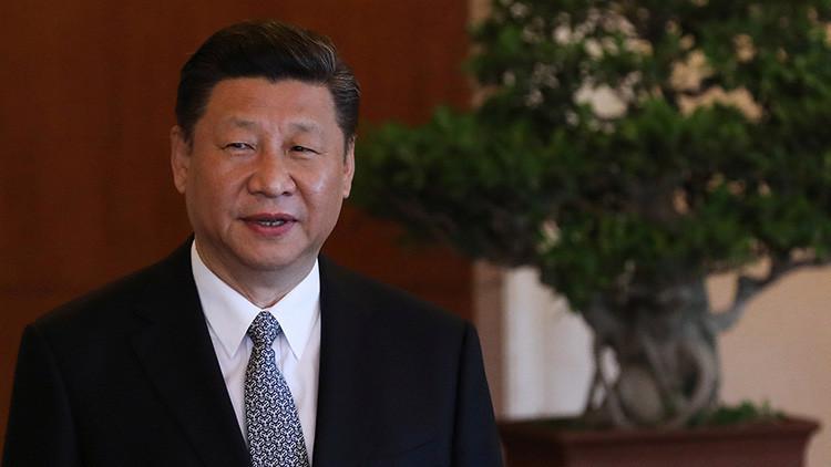 """Xi Jinping pide a Trump que evite """"palabras o acciones"""" que agraven la tensión con Corea del Norte"""