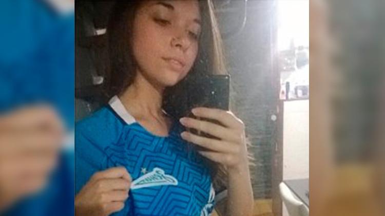 """La hincha argentina que pidió al Zenit que la compre: """"Rusia es un país que me tiene encantada"""""""