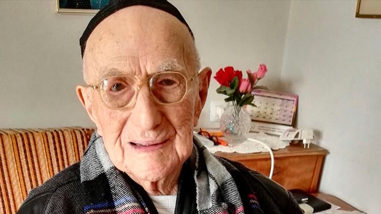 Muere Yisrael Kristal, el hombre más longevo del mundo