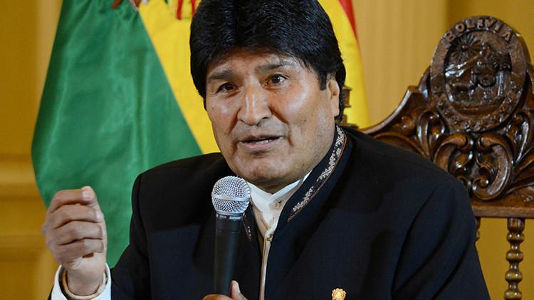 """Bolivia responde a Trump: """"Condenamos el afán intervencionista armado de EE.UU. contra Venezuela"""""""