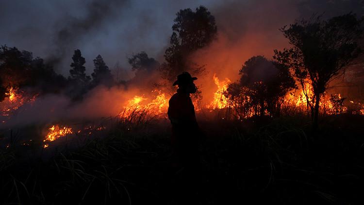 Chile, Argentina y Perú ofrecen ayuda a Bolivia para mitigar los incendios forestales