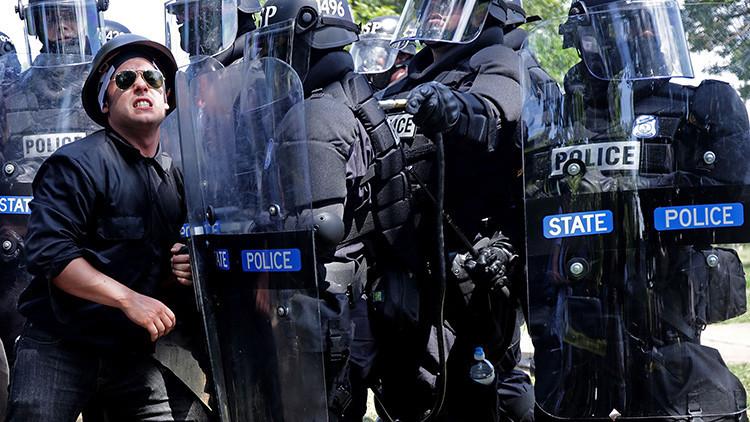 Dos muertos tras el accidente de un helicóptero policial durante las protestas en Charlottesville