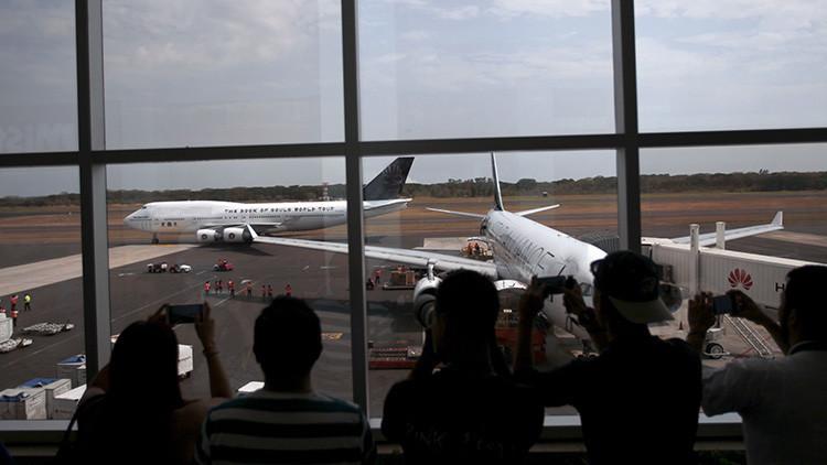 """EE.UU.: Un """"incidente de seguridad"""" en un aeropuerto retrasa varios vuelos"""
