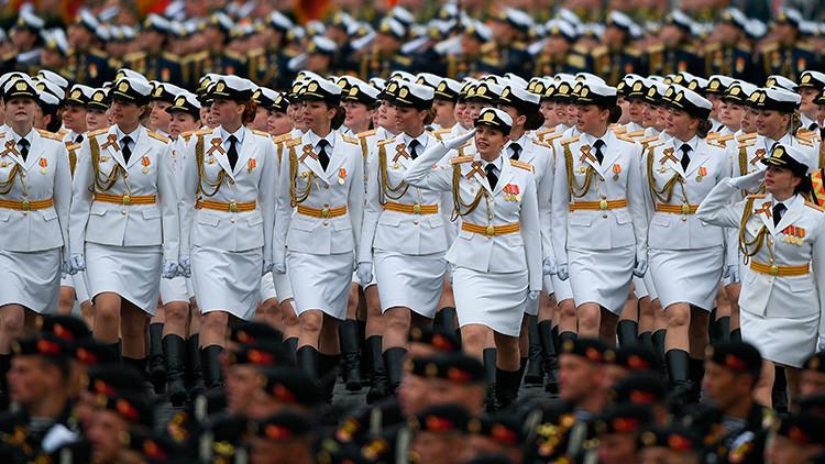 La Fuerza Aérea de Rusia contará con mujeres pilotos