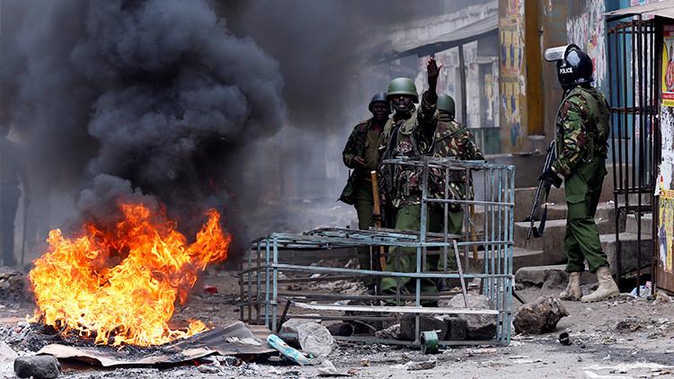 Las terribles secuelas de las presidenciales en Kenia