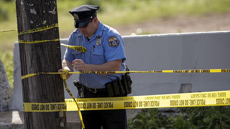 EE.UU.: Tres muertos en un tiroteo durante unas carreras de coches (FOTOS)