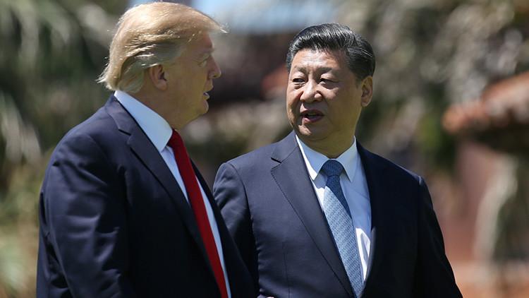 """China advierte que la investigación comercial de Trump """"envenenará"""" las relaciones con EE.UU."""
