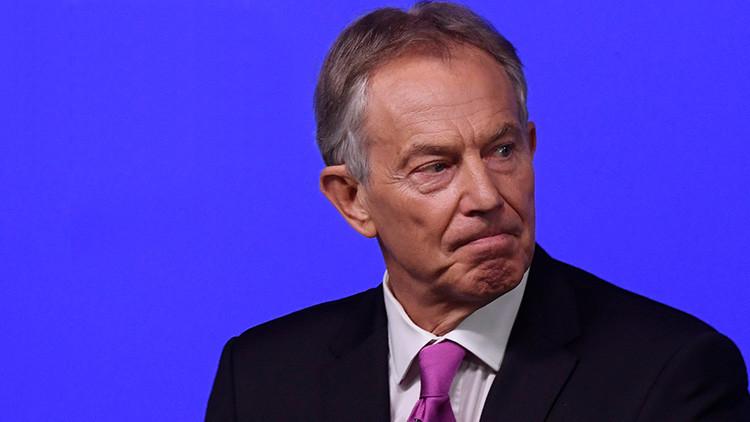 Tony Blair fue contratado por un Estado Árabe mientras ejercía como enviado de paz en Oriente Medio